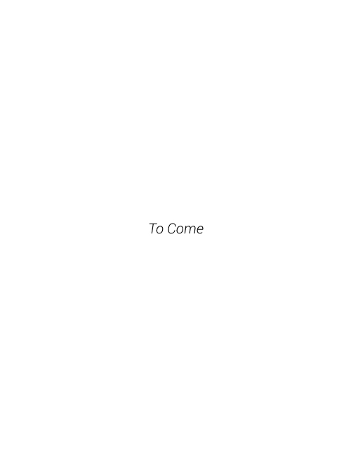 To_Come